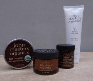 冬のスタイリング〈 john master organics 〉