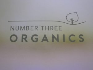 ORGANICS〈NUMBER THREE〉